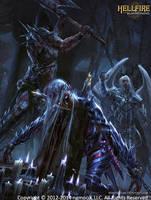 Hellfire: The New Flesh 1 by DylanPierpont