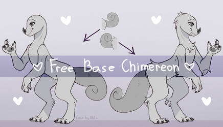 Free Base Chimereon by adopt1AN1