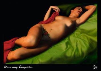 Dreaming Lempicka by Bartleboom