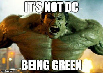 Hulk Meme by glindalover