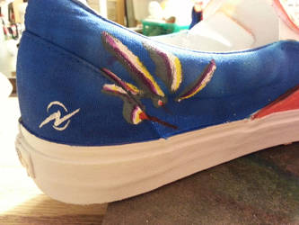 Halo Vans Slip ons 8 by Flash-Graphics
