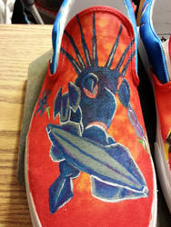 Halo Vans Slip ons 10 by Flash-Graphics