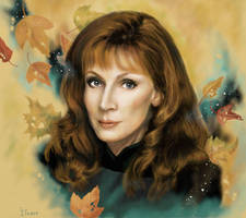 Beverly Crusher by Shade-of-Stars