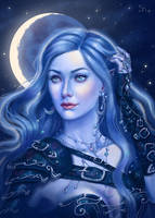 Commission: Saerya by Shade-of-Stars