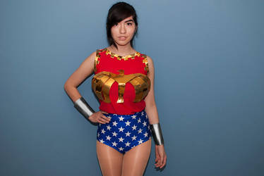 Donna Troy Wondergirl by surfingthevoiid
