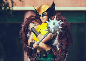 Hawkgirl by surfingthevoiid
