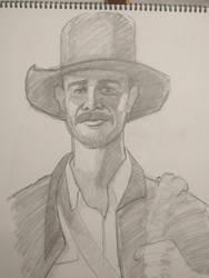 Archeologist portrait by exuIam