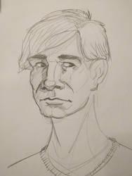 portrait practice by exuIam