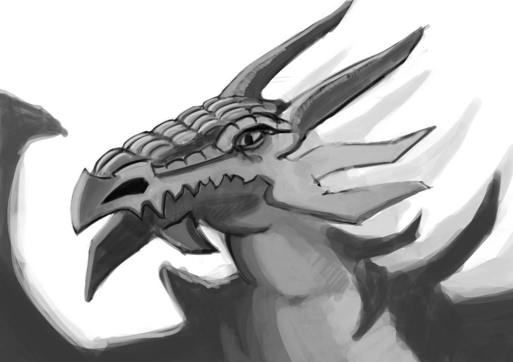 Dragon by exuIam