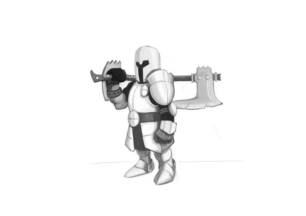 Knight by exuIam