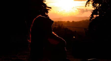 Sunset Backlighting by SukaDiablita