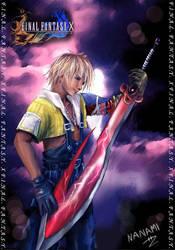 Final Fantasy X by nanami-yuki