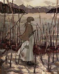 Rurouni Kenshin by nanami-yuki