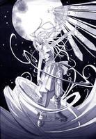 Sorceress by nanami-yuki