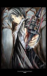 Kuroro from Hunter X Hunter by nanami-yuki