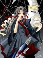 Shinigami by nanami-yuki