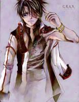 Character Profile- Cyan by nanami-yuki