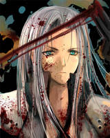 Sephiroth -Final Fantasy VII- by nanami-yuki