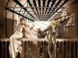 FFVII-Til Death do us Part- by nanami-yuki