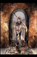 The Shadow Magician by nanami-yuki