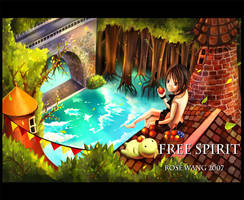 Free Spirit by nanami-yuki