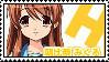 Mikuru Asahina Stamp by pokeloverz