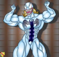 She-Venom by LordKelvin