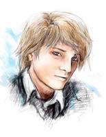Remus Lupin by owl00