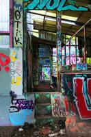 Abandoned Factory 1 by landkeks-stock