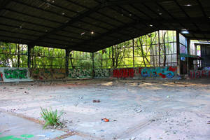 Abandoned Factory 3 by landkeks-stock