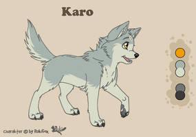 Karo - sheet by RukiFox