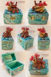 Hermit Crab Box by spaceship505