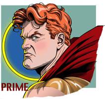 PRIME ATTITUDE by Jerome-K-Moore