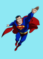 YOUNG JUSTICE: SUPERMAN by Jerome-K-Moore