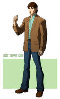 YOUNG JUSTICE: LUCAS 'SNAPPER' CARR by Jerome-K-Moore