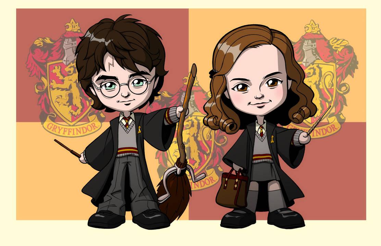 Harry Potter Gryffindolls By Jerome K Moore