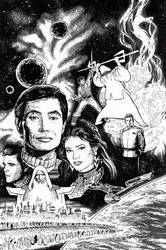 STAR TREK Annual #1: So Near The Touch by Jerome-K-Moore