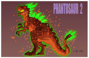 SCOOBY-DOO! LEGEND OF THE PHANTOSAUR by Jerome-K-Moore