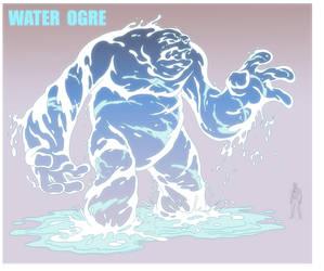 USM: WATER OGRE by Jerome-K-Moore