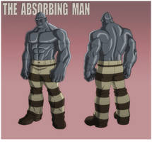 HAS: THE ABSORBING MAN by Jerome-K-Moore