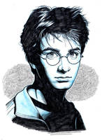 HARRY POTTER by Jerome-K-Moore