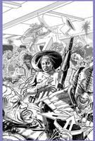 STAR TREK: THE NEXT GENERATION: DEVIL'S BREW by Jerome-K-Moore
