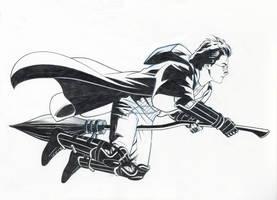 BLUDGER BAIT by Jerome-K-Moore