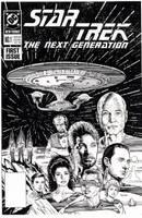 STAR TREK: The Next Generation #1 Return To Raimon by Jerome-K-Moore
