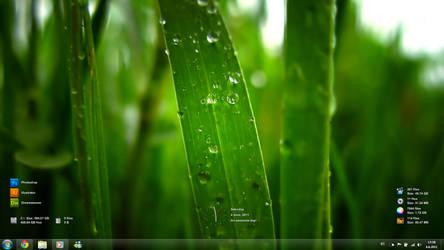 June desktop by eLdIn94