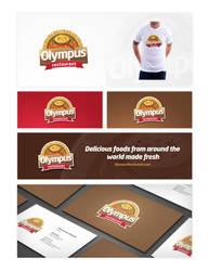 OlympusRestaurant logo by eLdIn94
