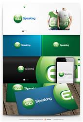 eziSpeaking logo by eLdIn94