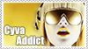 Cyber Diva Stamp by Maggy-Neworld