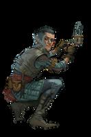 Elven Thief by ncorva