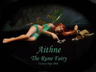 Aithne, The Rune Fairy by Darmael